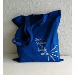 Sinine riidest kott 'Killuke päikest'