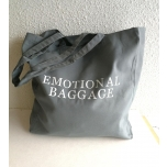 Hall riidest kott Emotional Baggage