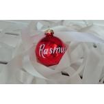 Punane jõulukuul nimega
