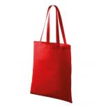 Väike riidest punane kott