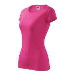 Lühikeste varrukatega roosa naiste särk