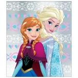 Elsa ja Anna fliistekk