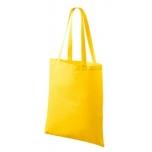 Väike riidest kollane kott