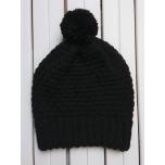 Must kootud meriinomüts