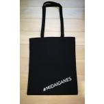 Must riidest kott #midaiganes