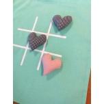 Trips-traps-trull mündiroheline südametega