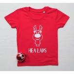 Kinkekomplekt lastele - t-särk ja nimega jõulukuul