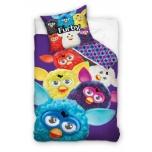 Furbyga voodipesukomplekt