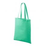 Väike riidest mündiroheline kott